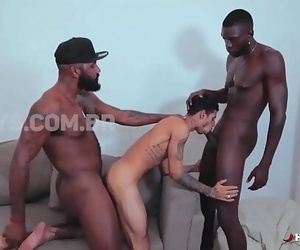 Trine Hot Interracial 44..