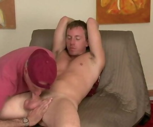 Str8 Hung Gold uses Precum..