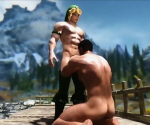 Skyrim/LoZ: Links Carnal..