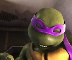 TMNT run off Friends..