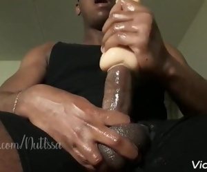 IssaNut FUCKS a SEX TOY AND..