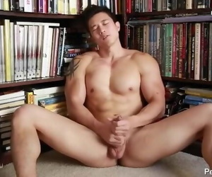 Hot Asian Baffle Convulsive..