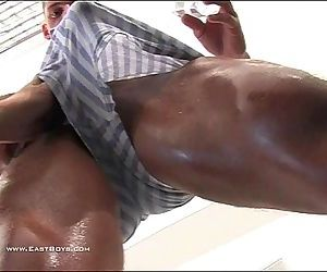 Ripped Czech Model Gets His..