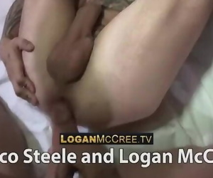 Rocco Steele and Logan..