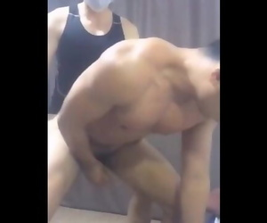 Chinese Muscle having Sexual..