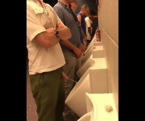 Urinal Spy Caught