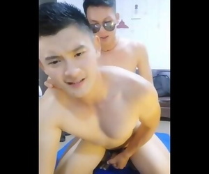Handsome Chinese Muscle Guy..